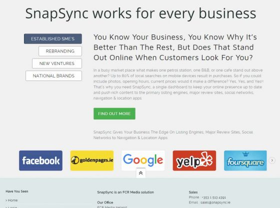 SNAPSYNC NEWS UPDATE YOUR BUSINESS