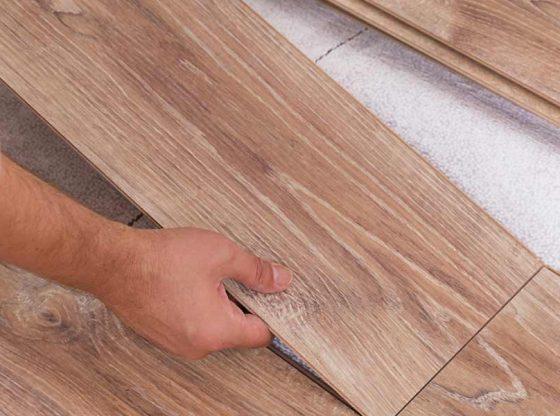 VC Wood Flooring