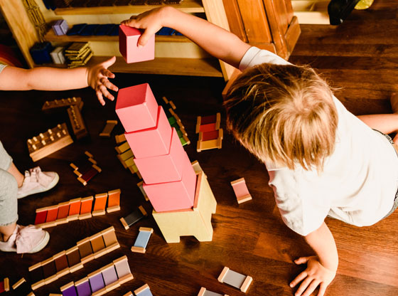 So What Does Montessori Mean Anyway? – Foxlodge Manor Montessori & Playschool