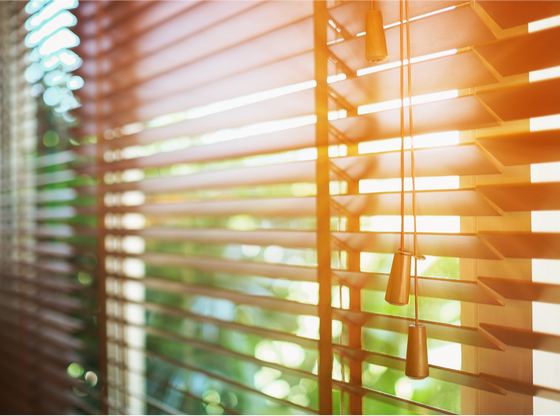 Blinds to Suit any Style – Square Blinds